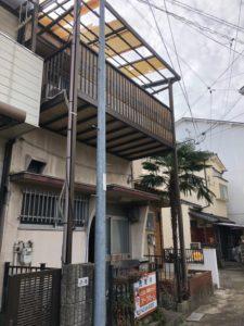 雨漏り被害 - 兵庫県 -の写真