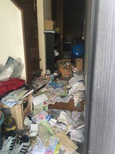 ゴミ屋敷 -兵庫県姫路市ーの写真